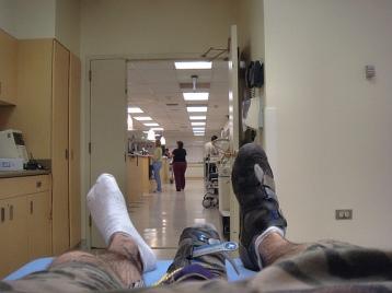 Dolor de pies enhospital