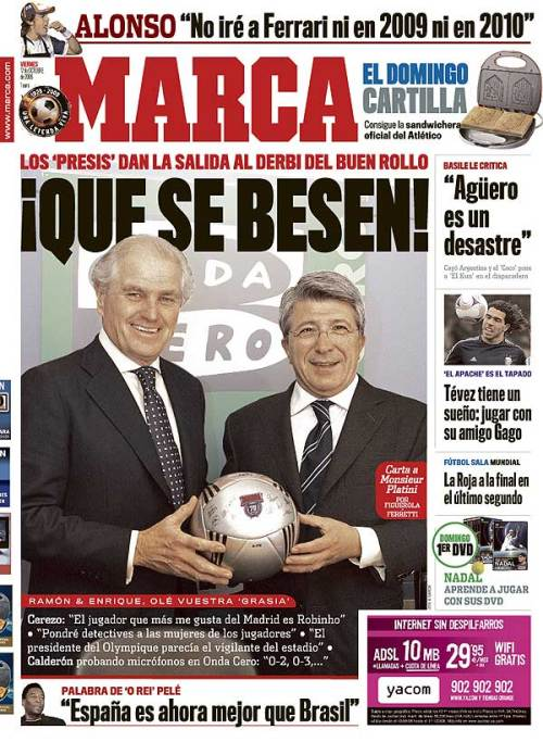 El Duende de la Radio en Marca