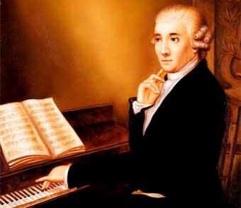 EL truco es creer que, sin uno, Haydn no seria nadie...