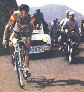 Medio siglo ya de aquel Tour de Francia que ganó Bahamontes