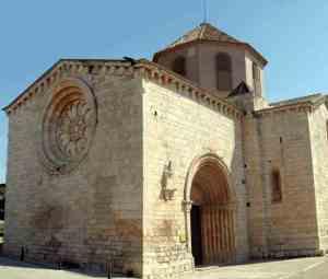 La iglesia románica de Pla de Santa María es una joya. Pero su alcalde es manifiestamente mejorable...