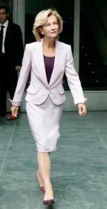 Determinismo o no, fue estar hablando de ella y a continuación encontrársela paseando por el Retiro como cualquier ciudadana...