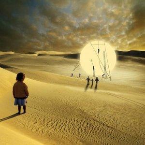 El peligro de la utopía es que al final te caes del guindo...