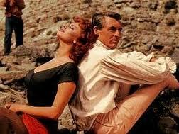 Cómo ibamos a dejar escapar un sueño con Sofía Loren, aunque fuera en medio de un relato de viajes...