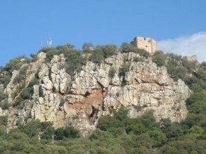 Cerca del castillo de Monfragüe se puede elaborar otra teoría más acerca de la felicidad...