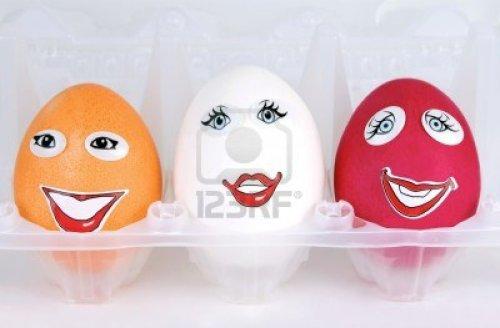 Si crees que la crisis y el estado de tu país te importa un huevo, tal vez te consuele que sea encampotado...