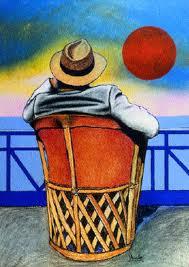 Te gustaría poder llevar sombrero toda tu vida para poder descubrirte ante lo que vale la pena...