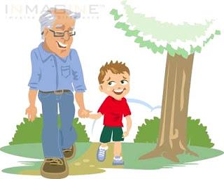 Tú, como este otro abuelo... (Imagen prestada de www.porlosabuelosfelices.blogspot.com