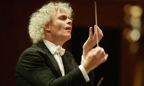 Por razones evidentes nunca olvidarás esa Novena SInfonía de Beethoven que dirigió SImon Rattle en Madrid...