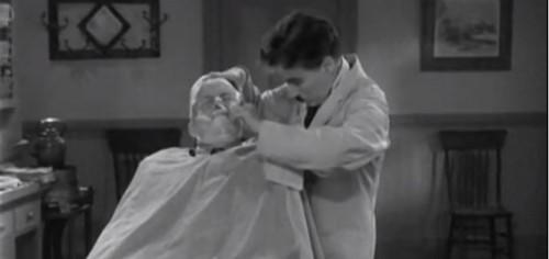 Posiblemente el barbero de Rilke era un tipo como éste...