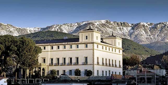 El Palacio de la Mosquera de Arenas de san Pedro, donde disfrutaste un concierto inolvidable que te dio qué pensar...