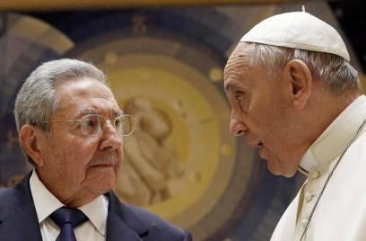 Quién te hubiera dicho  a lo mejor que coincides en algo con Raúl Castro....