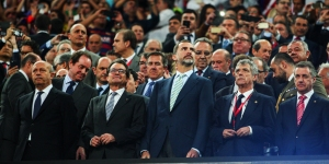 El presidente Mas, como siempre, queriendo agradar...